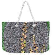 Just Hanging Around 2 Weekender Tote Bag