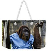 Just Hanging Around Weekender Tote Bag