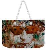 Just Like A Woman Weekender Tote Bag