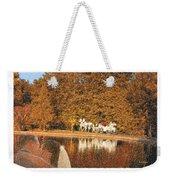 Just Married - A Fairytale Weekender Tote Bag
