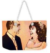 Just Married Weekender Tote Bag