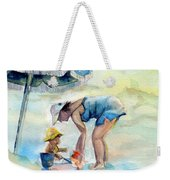 Just Me And You Weekender Tote Bag