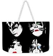 Just One Kiss Weekender Tote Bag