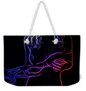 Just Sex Weekender Tote Bag