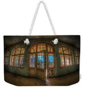 Just Windows And A Door Weekender Tote Bag