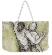 Justice, 1998 Weekender Tote Bag by Stevie Taylor