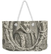 Justus Lipsius, Belgian Scholar Weekender Tote Bag by Photo Researchers