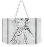 Justus Zachariae (1726-1777) Weekender Tote Bag