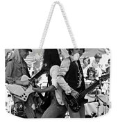 Jwinter #17 Crop 2 Weekender Tote Bag