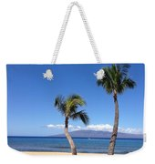 Kaanapali Maui Weekender Tote Bag