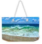 Kaanapali Shorebreak Maui Weekender Tote Bag