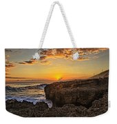 Kaena Point Sunset Weekender Tote Bag