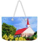 Kahikolu Congregational Weekender Tote Bag