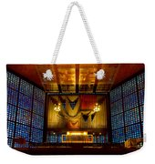 Kaiser Wilhelm Church Organ Weekender Tote Bag