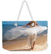 Kaitlin Flying Weekender Tote Bag