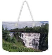 Kakabeka Falls Weekender Tote Bag