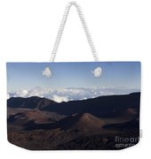 Kalahaku Overlook Haleakala Maui Hawaii Weekender Tote Bag