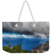 Kalalau Outlook  Weekender Tote Bag