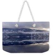 Sunset Kalamalka Lake - British Columbia Weekender Tote Bag