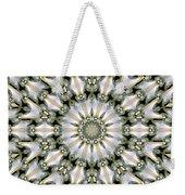 Kaleidoscope 28 Weekender Tote Bag
