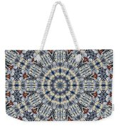 Kaleidoscope 29 Weekender Tote Bag