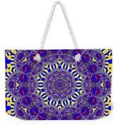 Kaleidoscope 33 Weekender Tote Bag