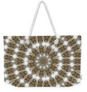 Kaleidoscope 54 Weekender Tote Bag