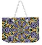 Kaleidoscope 6 Weekender Tote Bag