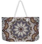 Kaleidoscope 64 Weekender Tote Bag