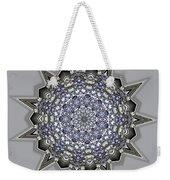 Kaleidoscope 69 Weekender Tote Bag