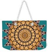 Kaleidoscope 7 Weekender Tote Bag