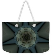 Kaleidoscope Star Weekender Tote Bag