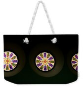 Kaleidoscope Window  Weekender Tote Bag