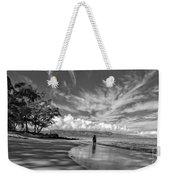 Kanaha Beach Maui Hawaii Panoramic Weekender Tote Bag