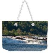 Kanawah Falls I - Spring Weekender Tote Bag