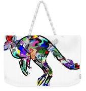 Kangaroo 2 Weekender Tote Bag