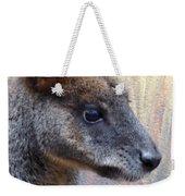 Kangaroo Potrait Weekender Tote Bag