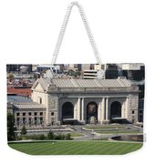 Kansas City - Union Station Weekender Tote Bag