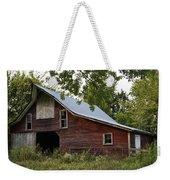 Kansas Hay Barn Weekender Tote Bag