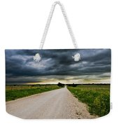 Kansas Storm In June Weekender Tote Bag