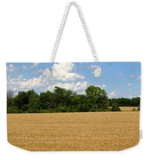 Kansas Wheat Field 3a Weekender Tote Bag