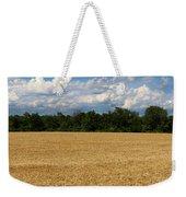 Kansas Wheat Field 5a Weekender Tote Bag