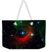 Kappa Cassiopeiae Shock Wave Weekender Tote Bag