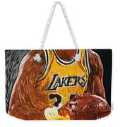 Kareem Abdul-jabbar Weekender Tote Bag