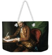 Karl Friedrich Abel (1725-1787) Weekender Tote Bag