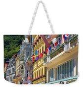 Karlovy Vary Weekender Tote Bag