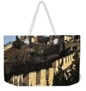 Karlstejn Castle Color Weekender Tote Bag
