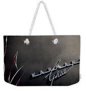 Karmann Black Weekender Tote Bag