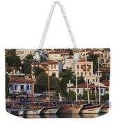 Kas Antalya Turkey  Weekender Tote Bag