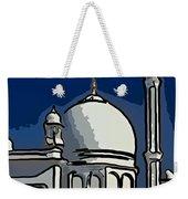 Kashmir Mosque 2 Weekender Tote Bag